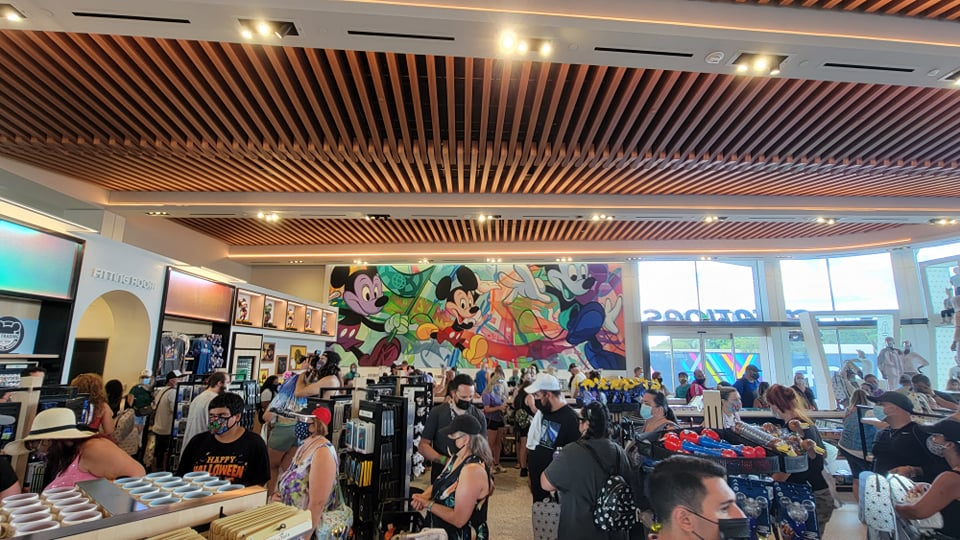 Look inside the new Creations Shop in Epcot 28