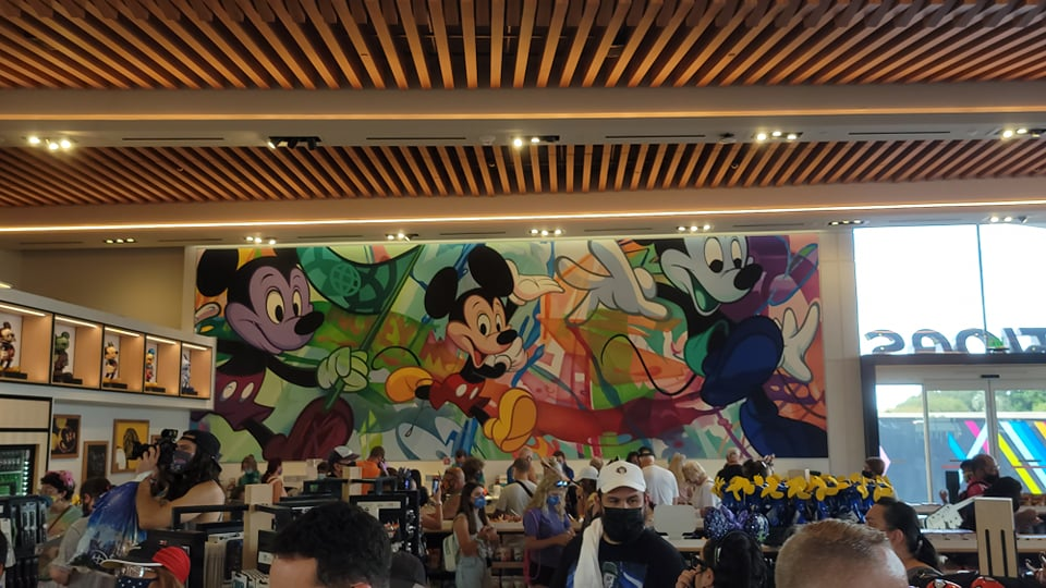 Look inside the new Creations Shop in Epcot 27