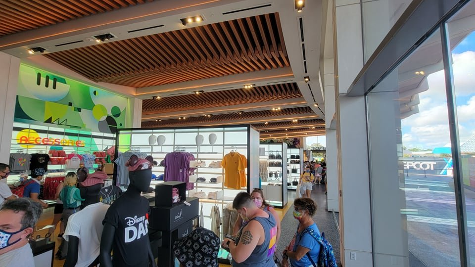 Look inside the new Creations Shop in Epcot 33