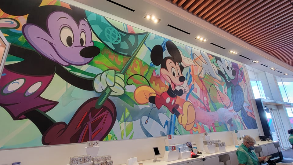 Look inside the new Creations Shop in Epcot 4