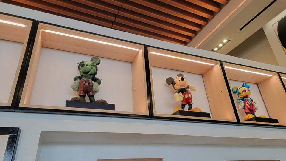 Look inside the new Creations Shop in Epcot 11
