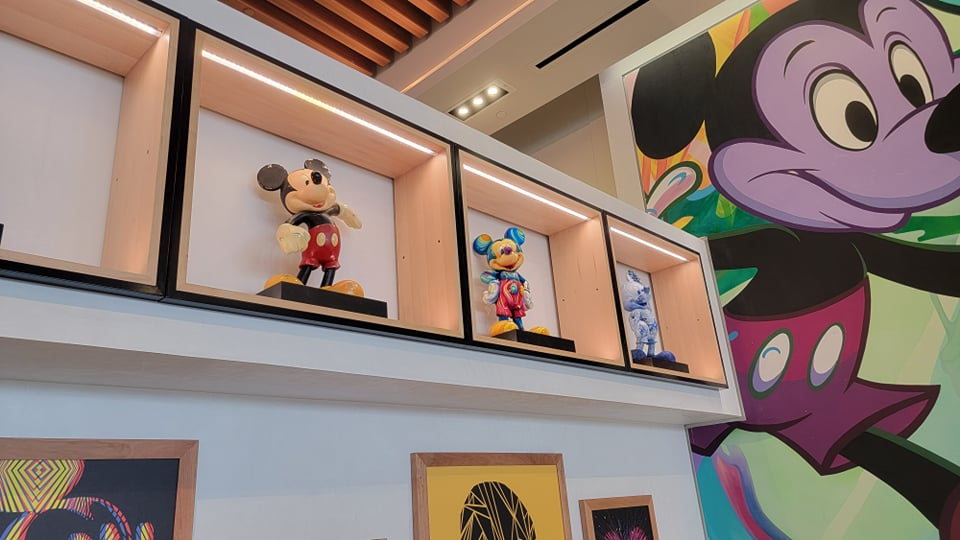 Look inside the new Creations Shop in Epcot 6