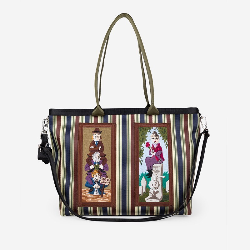 Spooky New Harveys Haunted Mansion Bags Coming Soon 4