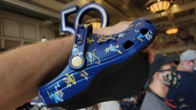 Step Out In Style With The Walt Disney World 50th Anniversary Crocs 2