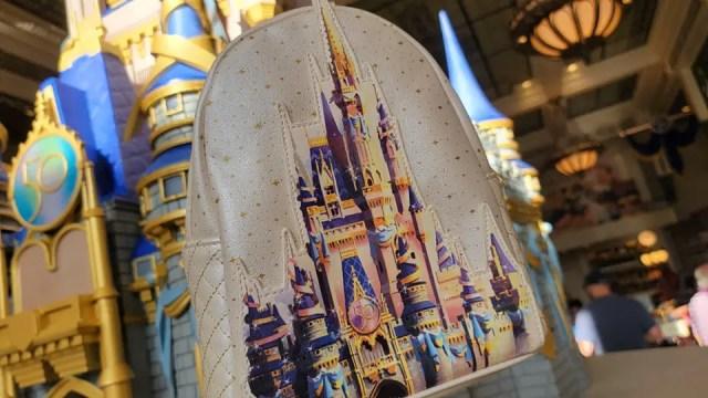 Disney World 50th Anniversary Loungefly