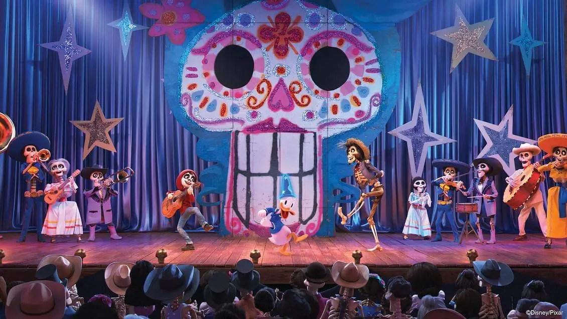 Mickey's PhilharMagic to close for refurbishment to add new Coco Scene in the Magic Kingdom