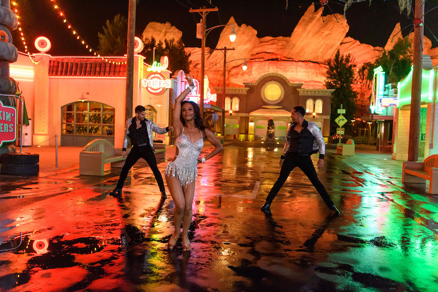 'Dancing With the Stars' Reveals Full Cast LIVE From Disneyland 3