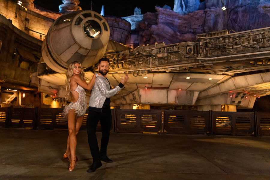 'Dancing With the Stars' Reveals Full Cast LIVE From Disneyland 2