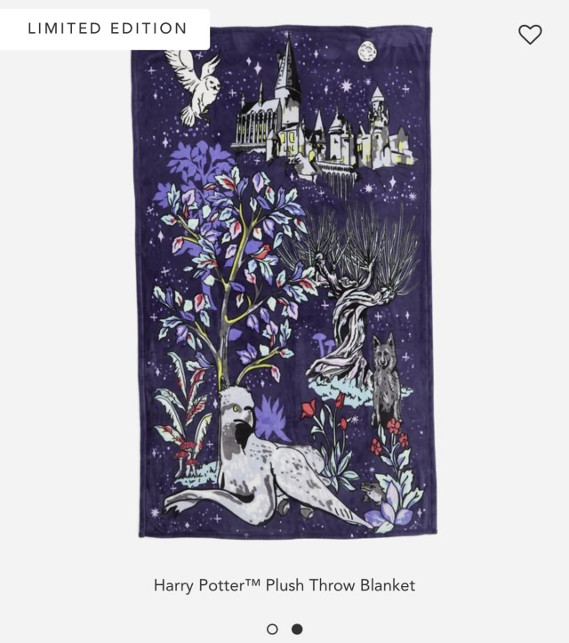 Vera Bradley + Harry Potter Launch New Forbidden Forest Collection! 5