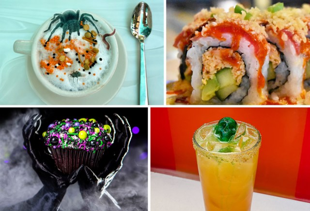 Halloween Themed Snacks & Treats you don't want to miss at Disneyland 14