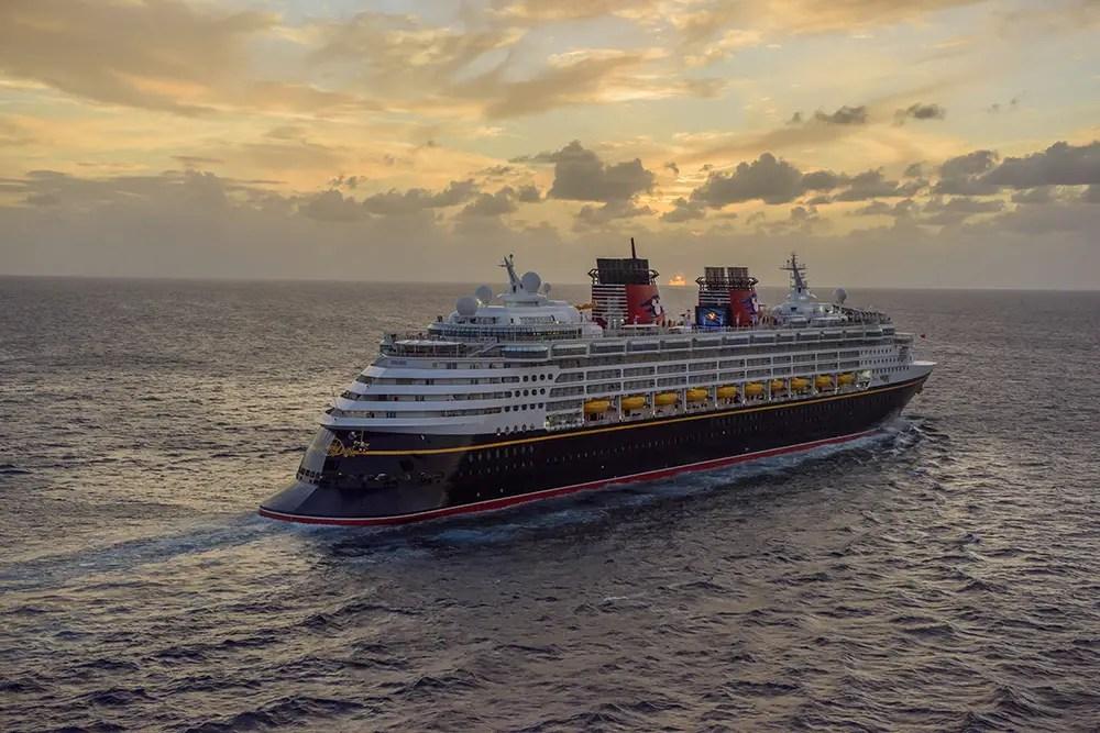 Disney Wonder to Resume Sailing from California starting in October