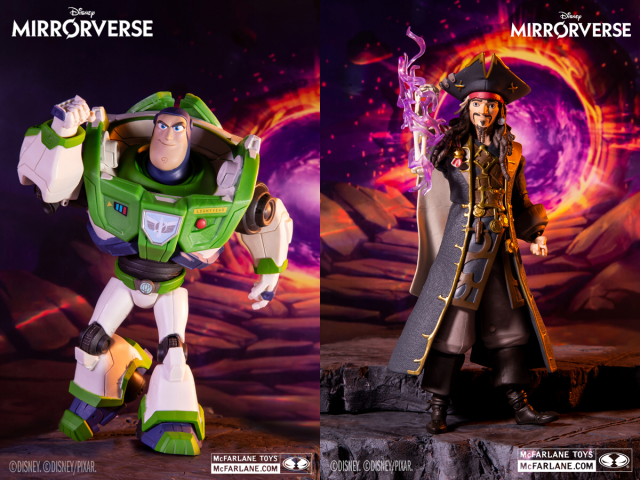 First Look at Disney Mirrorverse with New McFarlane Collectible Figures 3