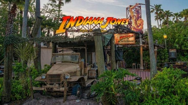 Cast Members being recalled as rehearsals beginning soon for Indiana Jones Epic Stunt Spectacular 1