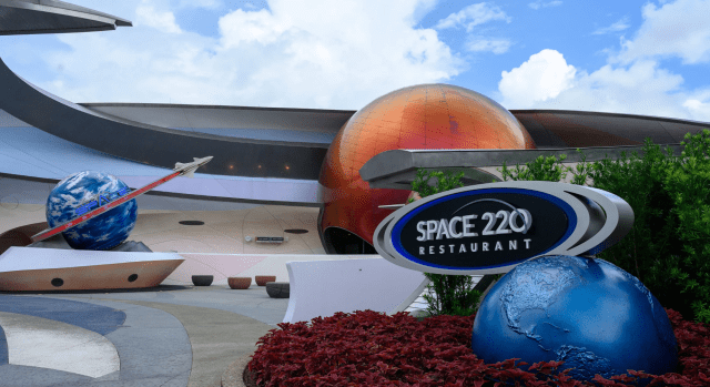 Space 220 in Epcot is now using a Virtual Queue System 1