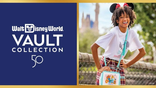 Sneak peek at the new Disney Vault Collection shopping experience coming to Disney World 1