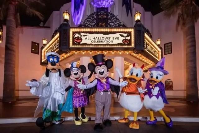 Halloween Returns to the Disneyland Resort 9