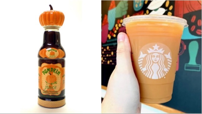 Learn How To Order A Magical Harry Potter Pumpkin Juice At Starbucks!