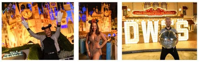 'Dancing With the Stars' Reveals Full Cast LIVE From Disneyland 4