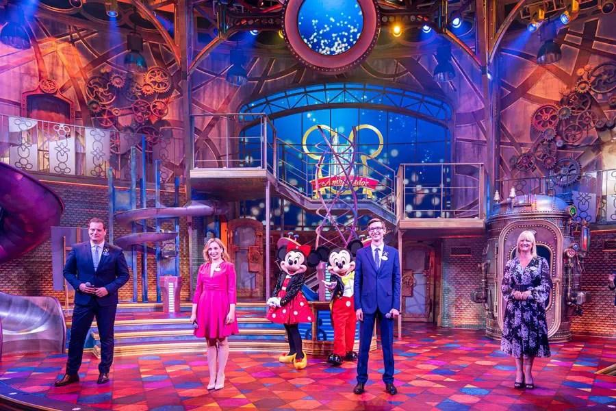 Meet the New Ambassadors for Disneyland Paris
