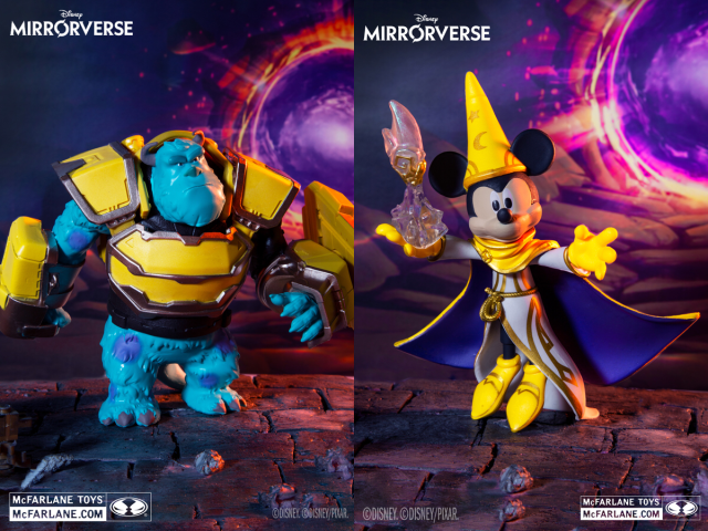 First Look at Disney Mirrorverse with New McFarlane Collectible Figures 4