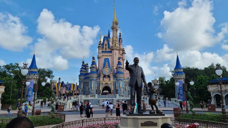 Disney World Refurb & Closure list for September 2021