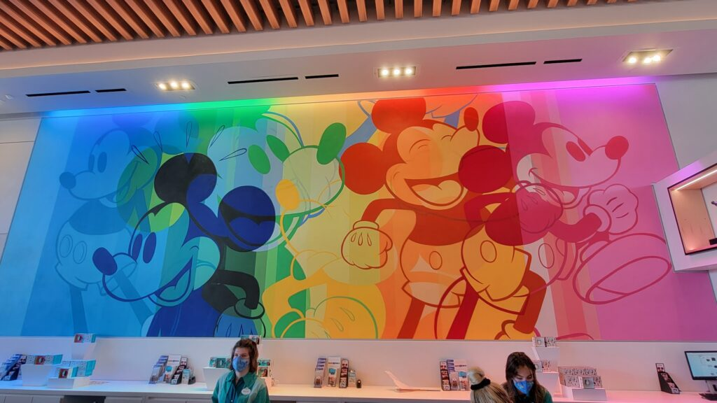 Look inside the new Creations Shop in Epcot 15
