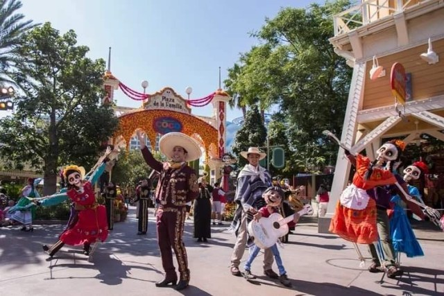 Halloween Returns to the Disneyland Resort 17