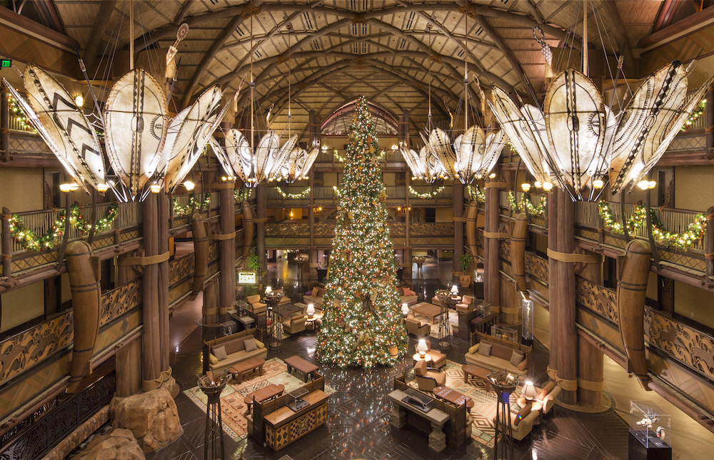 Annual Passholders Save Up to 25% on Rooms at Select Disney World Hotels this Holiday Season