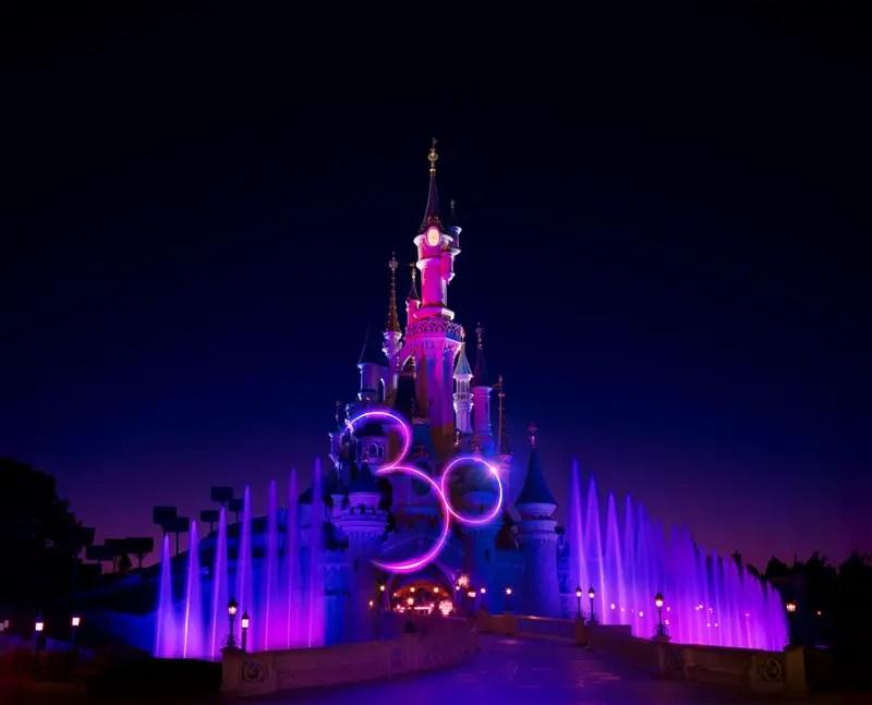 Disneyland Paris Announces 30th Anniversary Celebrations