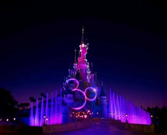Disneyland Paris Announces 30th Anniversary Celebrations 1