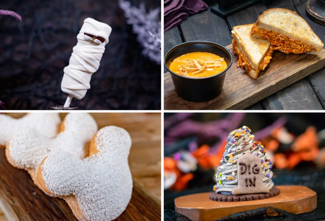 Halloween Themed Snacks & Treats you don't want to miss at Disneyland 4