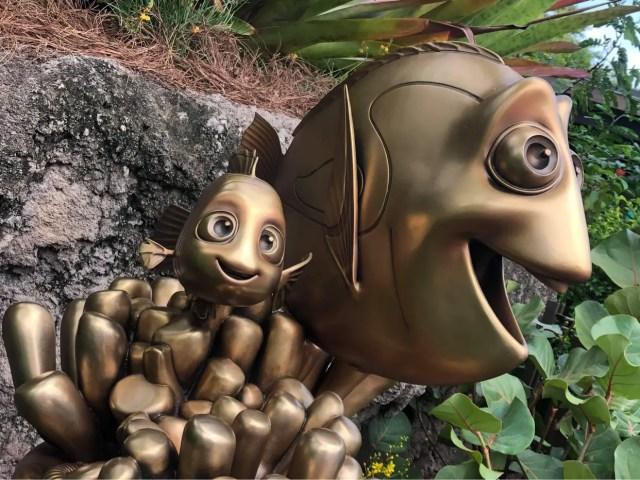 Disney Fab 50 statues now on display in Animal Kingdom 3