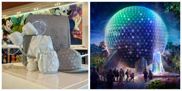 First look: New EPCOT Light & Color Collection 1