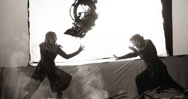 Elizabeth Olsen Has Finished Filming for 'Doctor Strange in the Multiverse of Madness' 1