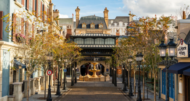 First look at Remy's Ratatouille Adventure and France Pavilion Expansion 1