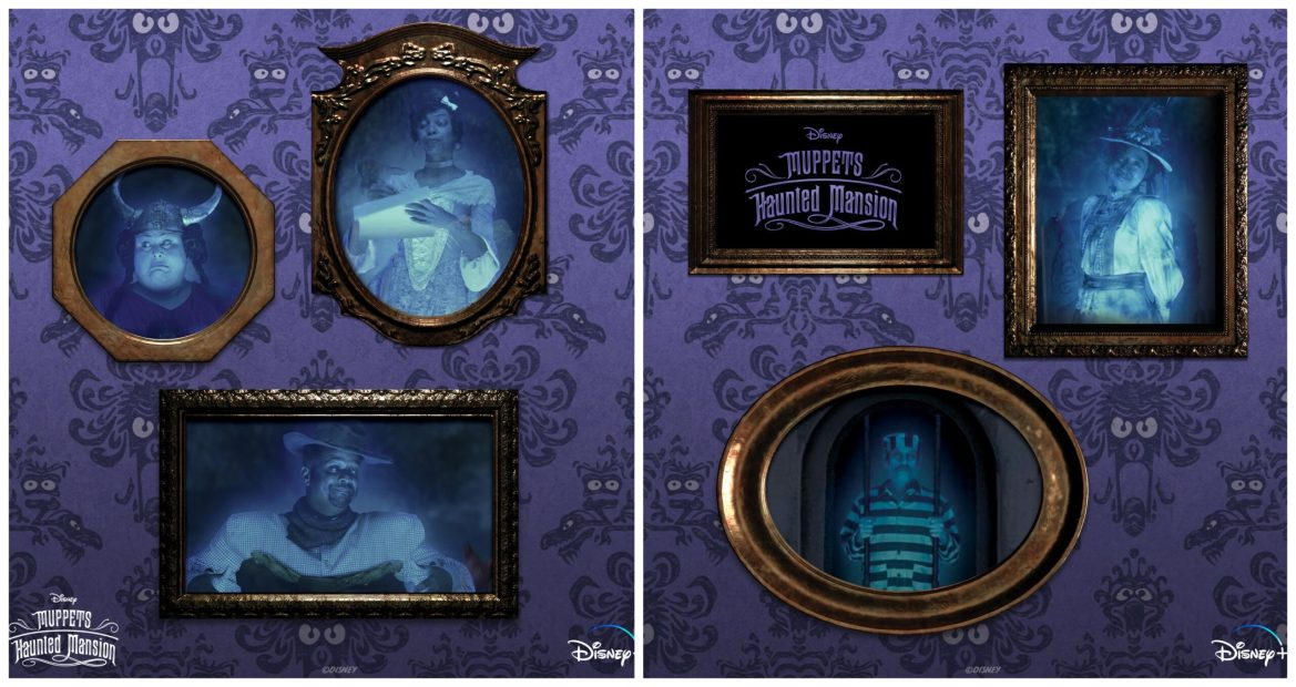 Meet the Spooktacular Guest Stars of the 'Muppets Haunted Mansion' Special Coming to Disney+