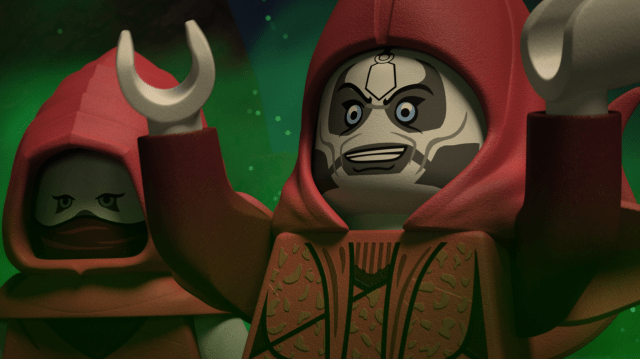'LEGO® Star Wars Terrifying Tales' is Coming to Disney+ This October 4