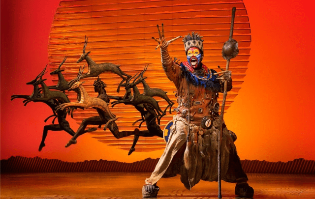 Disney and TikTok Announce Historic Live Stream Event to Celebrate the Return of 'The Lion King' on Broadway 1