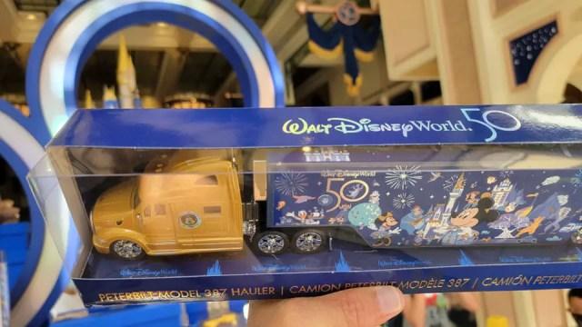 50th Anniversary Toy Truck Hauls Its Way to Walt Disney World 3