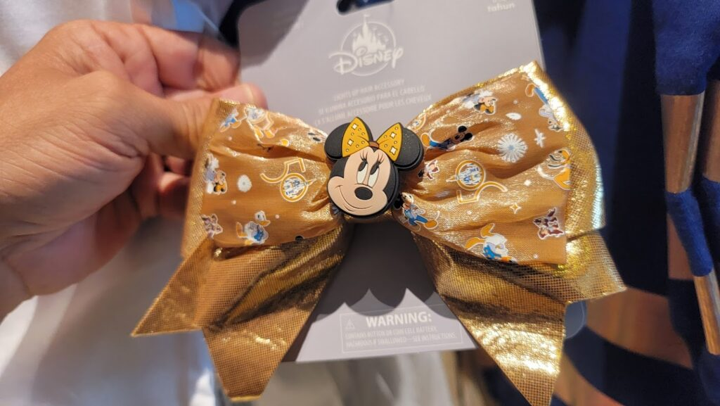 Disney World 50th Anniversary Collections at the Magic Kingdom 15