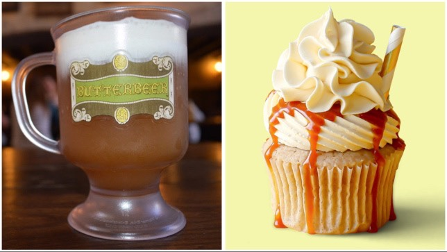 Magical Butterbeer Cupcakes To Bake At Home!
