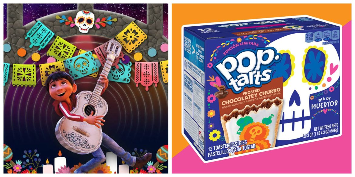 New Pop Tarts Gives Us a Pixar's Coco Vibes