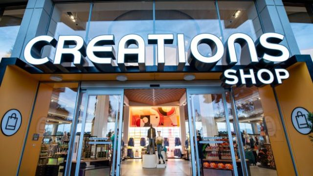 Look inside the new Creations Shop in Epcot 1