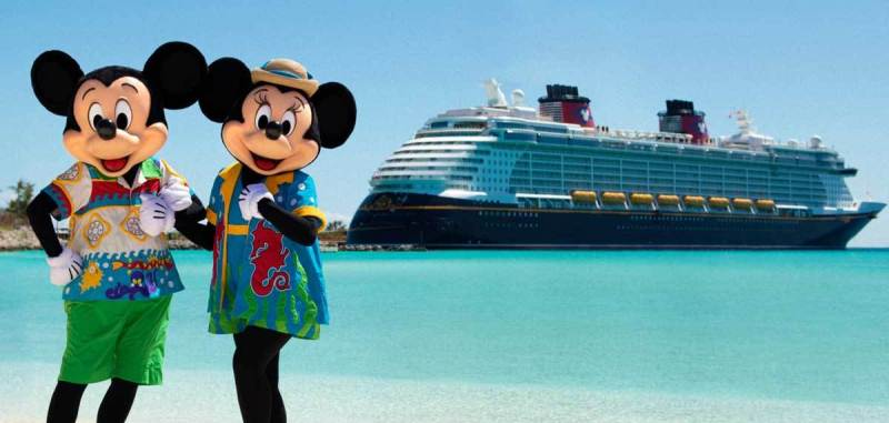 Disney Cruise Line is offering 25% off select cruises