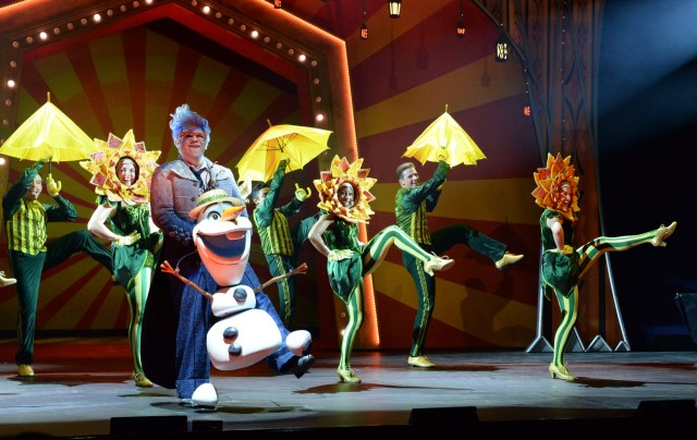 Disney Cruise Line is seeking Dancers, Singers, Actors and Character Performers to join their crew. 2
