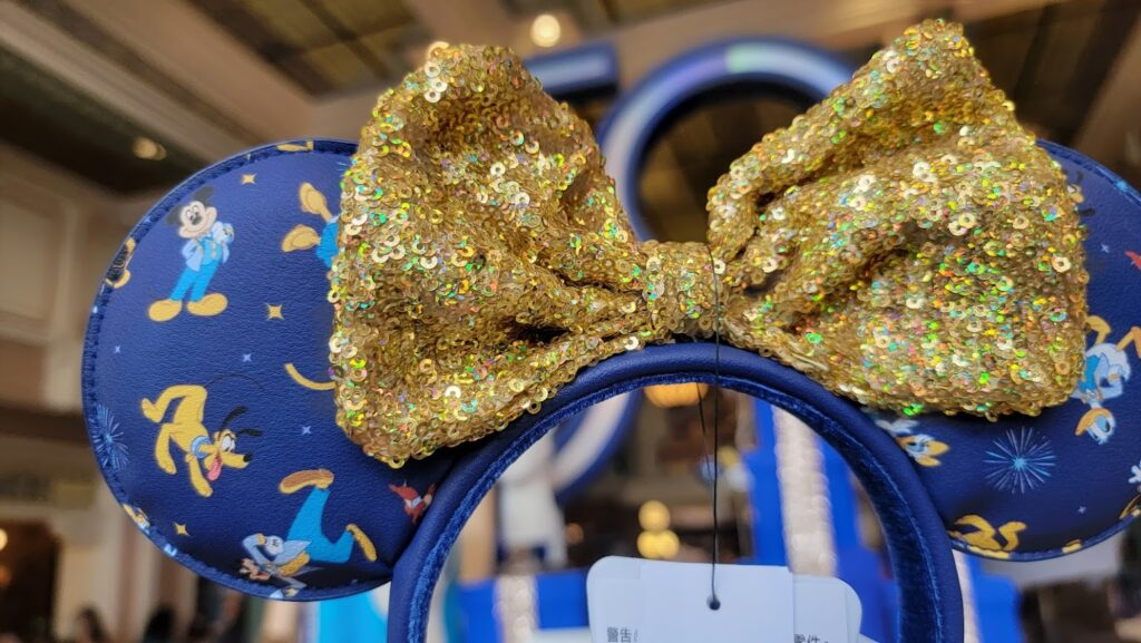 Disney World 50th Anniversary Collections at the Magic Kingdom 7