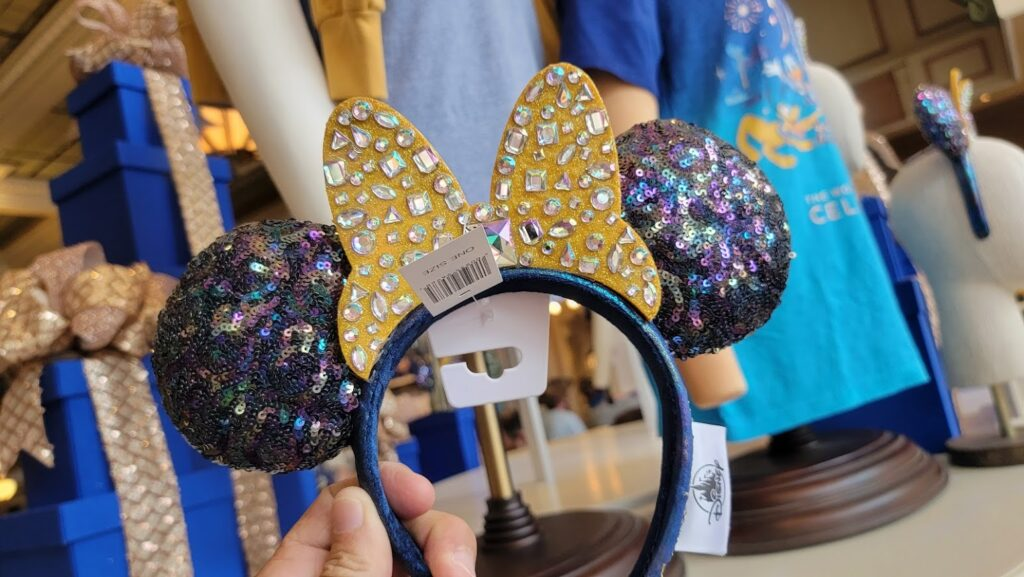 Disney World 50th Anniversary Collections at the Magic Kingdom 8