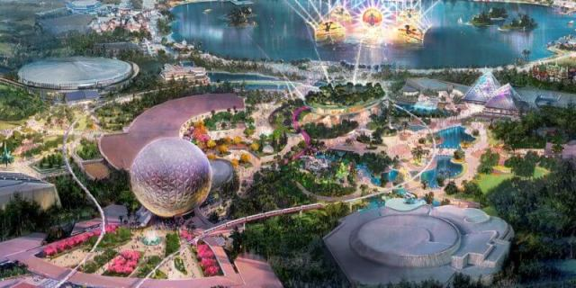 Epcot making the shift from Lands to Neighborhoods on October 1st 2