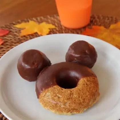 Mickey's Apple Cider Donut