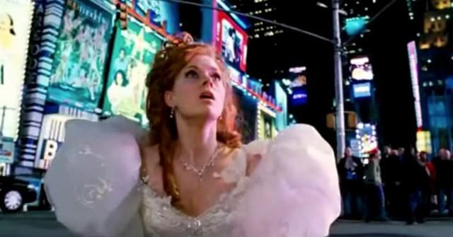 "Amy Adams as Giselle in Disney's ""Enchanted"""